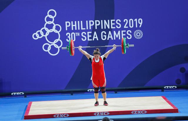 Ảnh: Những khoảnh khắc ấn tượng trong ngày thi đấu 4/12 tại SEA Games 30 - Ảnh 4.