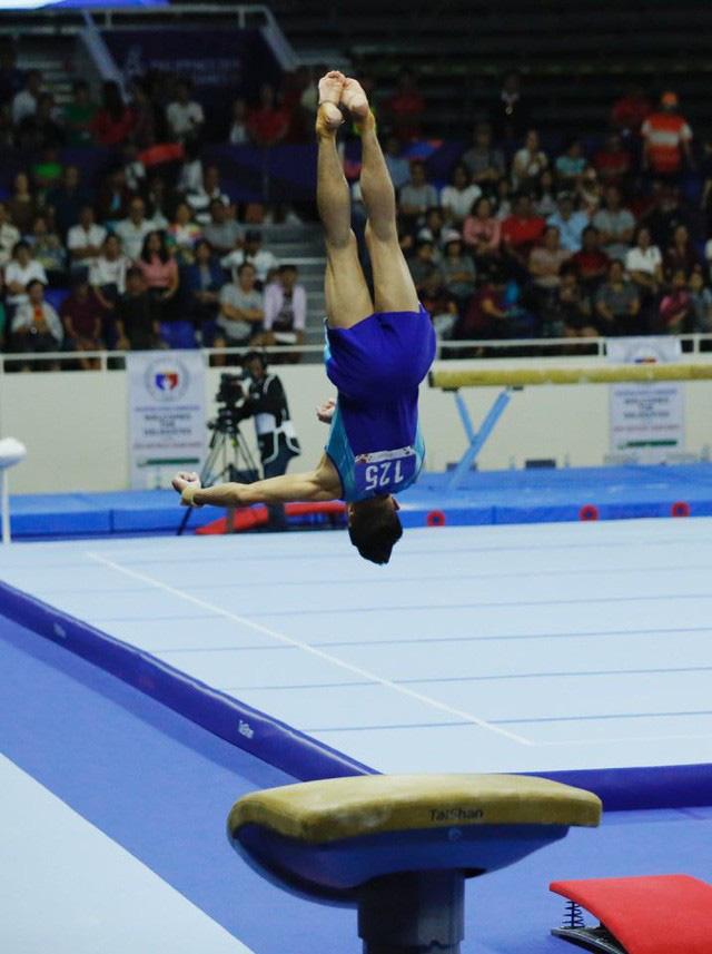 Ảnh: Những khoảnh khắc ấn tượng trong ngày thi đấu 4/12 tại SEA Games 30 - Ảnh 5.