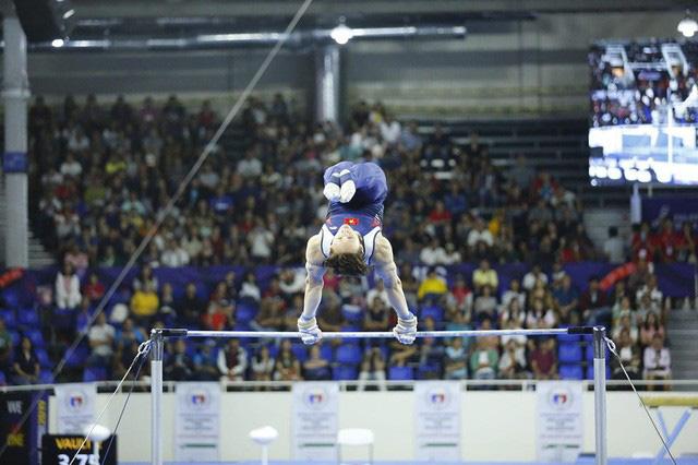 Ảnh: Những khoảnh khắc ấn tượng trong ngày thi đấu 4/12 tại SEA Games 30 - Ảnh 9.