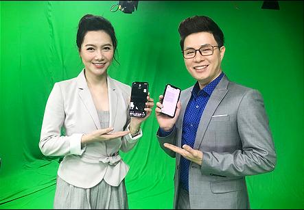 MC Lê Anh - MC Minh Hà rạng rỡ kêu gọi nhắn tin ủng hộ bệnh nhi tim bẩm sinh - Ảnh 4.