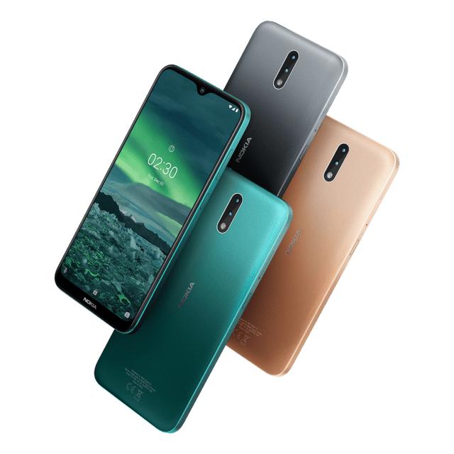 Nokia 2.3 ra mắt: Chạy Android One, pin dùng 2 ngày, giá 2,8 triệu đồng - Ảnh 2.