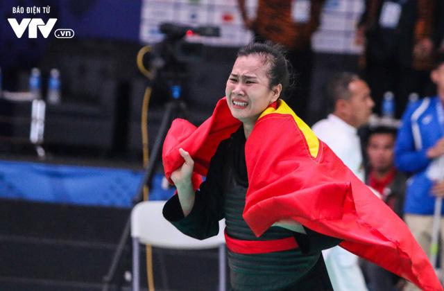 Ảnh: Những khoảnh khắc ấn tượng trong ngày thi đấu 5/12 tại SEA Games 30 - Ảnh 1.