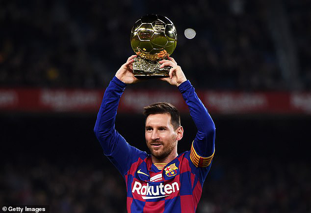 Barcelona 5-2 Mallorca: Messi lập hat-trick, Barca đòi lại ngôi đầu - Ảnh 1.