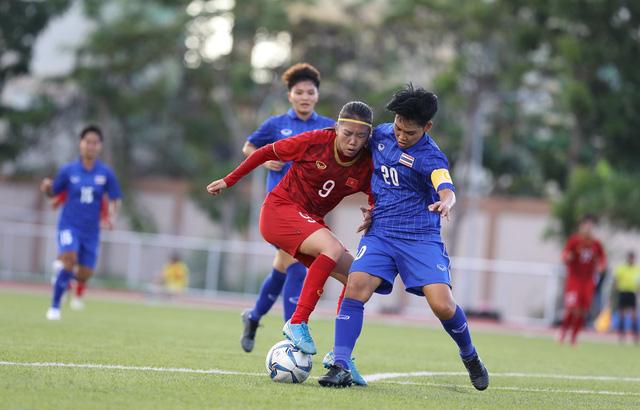 Lịch thi đấu và trực tiếp Chung kết, tranh HCĐ bóng đá nữ SEA Games 30 - Ảnh 1.