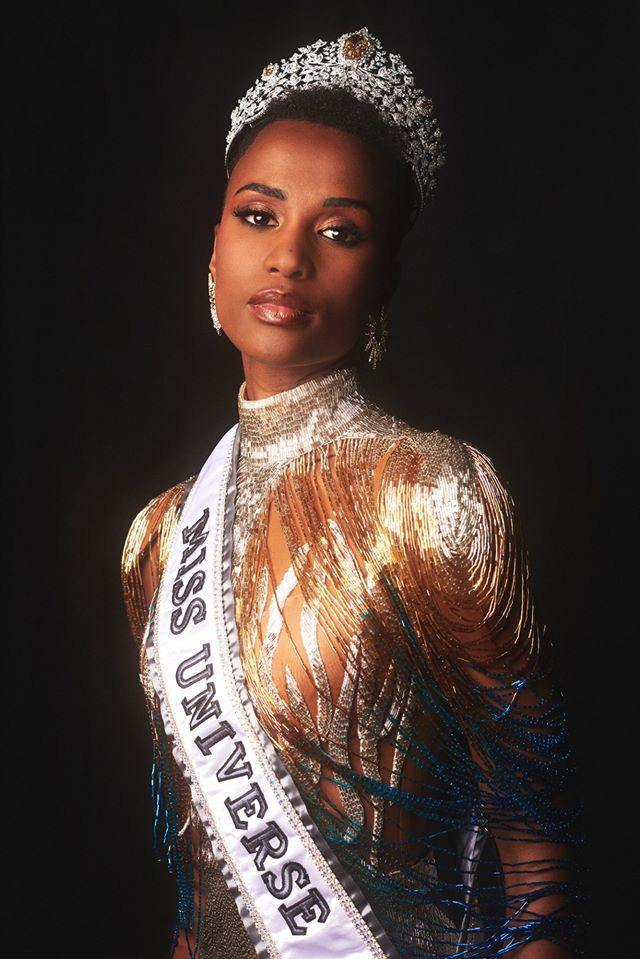 Người đẹp Nam Phi đăng quang Hoa hậu Hoàn vũ 2019 - Ảnh 3.