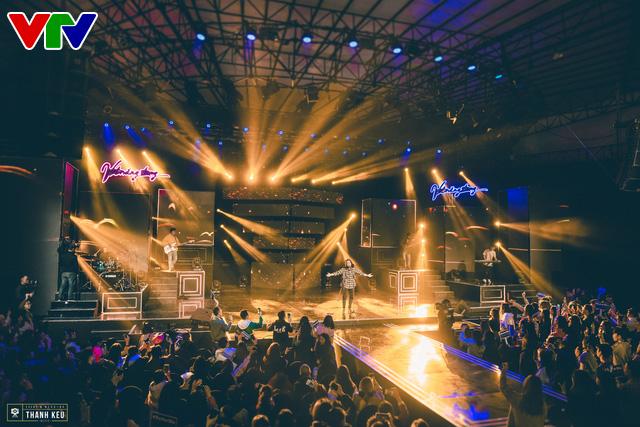 Bùng nổ đêm đại nhạc hội Vệt nắng đông với thông điệp BetterMe - Một tôi tốt hơn của VTV6 - Ảnh 19.