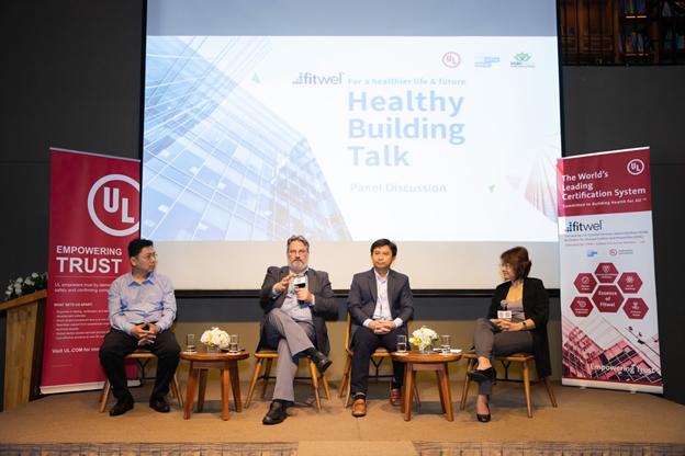 Sự kiện về công trình tốt cho sức khỏe của UL tại Việt Nam - Ảnh 1.