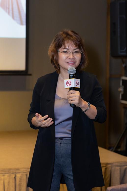 Sự kiện về công trình tốt cho sức khỏe của UL tại Việt Nam - Ảnh 3.