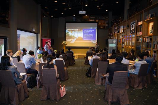 Sự kiện về công trình tốt cho sức khỏe của UL tại Việt Nam - Ảnh 5.