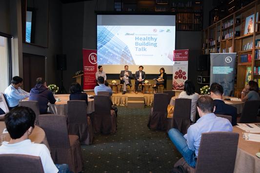 Sự kiện về công trình tốt cho sức khỏe của UL tại Việt Nam - Ảnh 6.