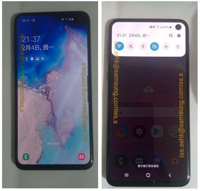 Bộ 3 Galaxy S10 đồng loạt lộ ảnh, hé lộ thêm nhiều thông tin chi tiết - Ảnh 4.