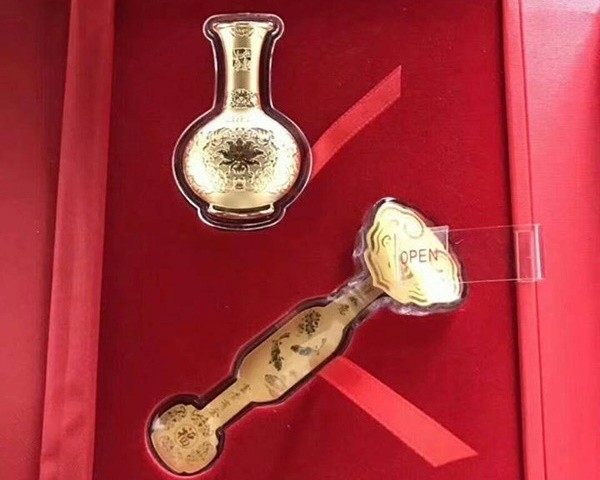 Phong phú mặt hàng trang sức vàng phục vụ ngày vía Thần Tài - Ảnh 3.