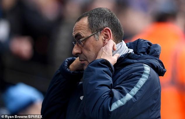 Lộ rõ sự tệ hại tột cùng của Chelsea trước Man City qua các con số - Ảnh 1.
