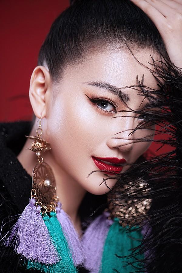 Hoa hậu Phương Khánh khoe vẻ đẹp đậm chất Á Đông trong bộ ảnh mới - Ảnh 6.