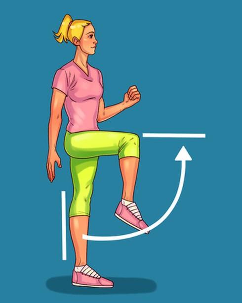 9 bài tự kiểm tra sức khỏe đơn giản - ảnh 2
