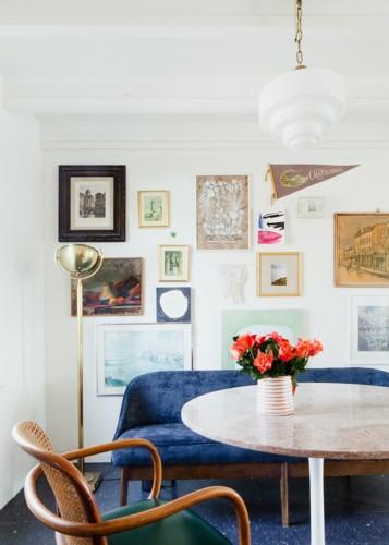 Nội thất dành cho chủ nhà yêu thích sự sắc nét và trật tự - Ảnh 5.