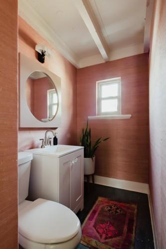 Nội thất dành cho chủ nhà yêu thích sự sắc nét và trật tự - Ảnh 9.