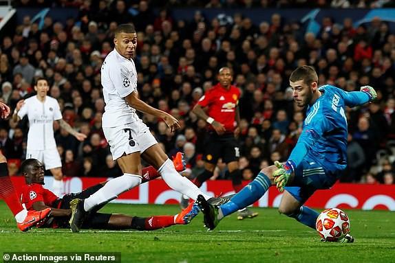 Kết quả Champions League 13/2: Solskjaer hết phép trước PSG, Roma hạ Porto nhờ cú đúp của Nicolo Zaniolo - Ảnh 1.