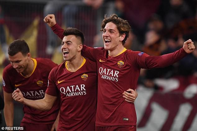 Kết quả Champions League 13/2: Solskjaer hết phép trước PSG, Roma hạ Porto nhờ cú đúp của Nicolo Zaniolo - Ảnh 2.