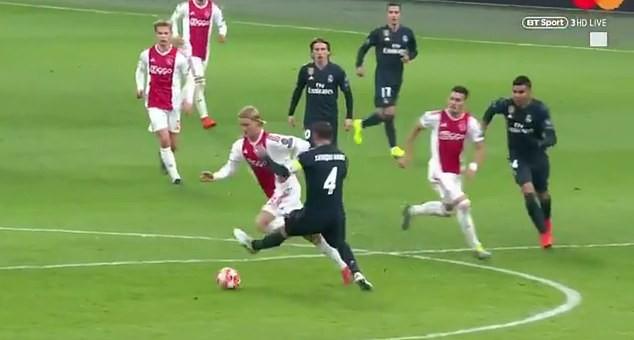Thừa nhận tẩy thẻ, Ramos đối mặt với án phạt nặng từ UEFA - Ảnh 1.