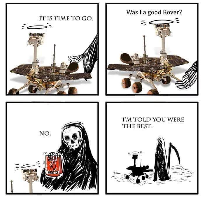 Robot thăm dò của NASA qua đời sau 15 năm làm nhiệm vụ trên sao Hỏa - Ảnh 3.