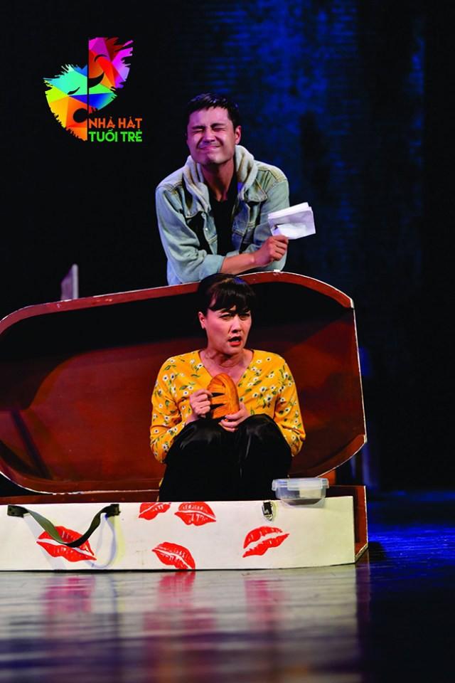 Vở kịch  Tin ở hoa hồng của cố tác giả Lưu Quang Vũ được phục dựng sau 33 năm - Ảnh 1.