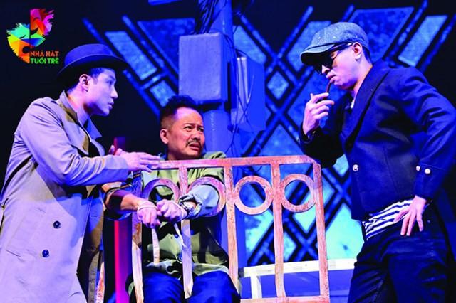Vở kịch  Tin ở hoa hồng của cố tác giả Lưu Quang Vũ được phục dựng sau 33 năm - Ảnh 3.
