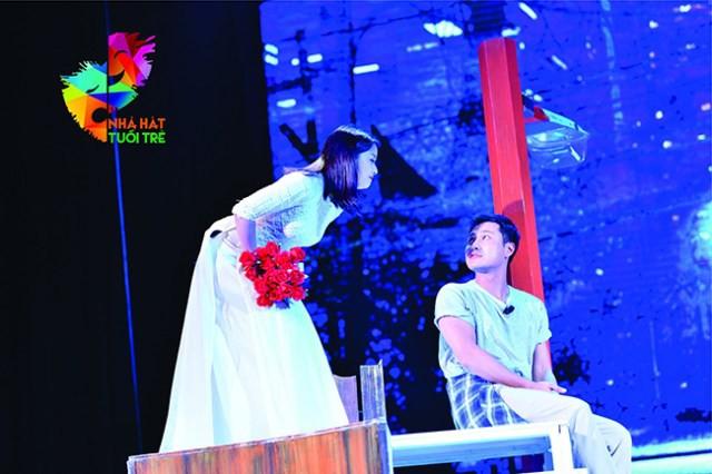 Vở kịch  Tin ở hoa hồng của cố tác giả Lưu Quang Vũ được phục dựng sau 33 năm - Ảnh 2.