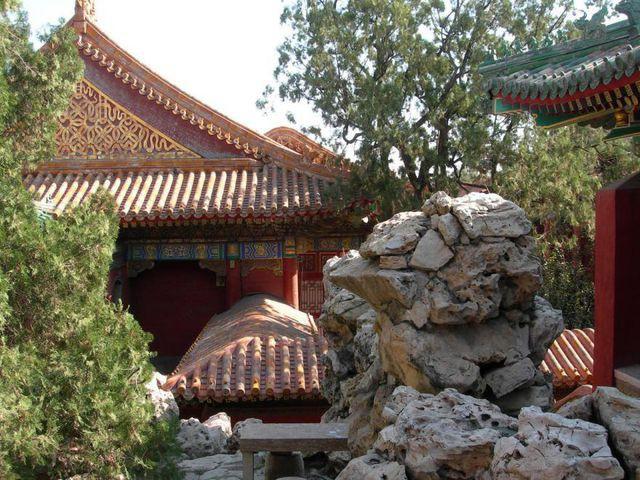 Khu vườn bí mật hơn 200 năm tuổi của vua Càn Long - Ảnh 1.