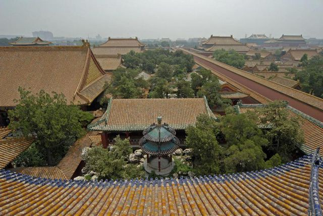 Khu vườn bí mật hơn 200 năm tuổi của vua Càn Long - Ảnh 2.