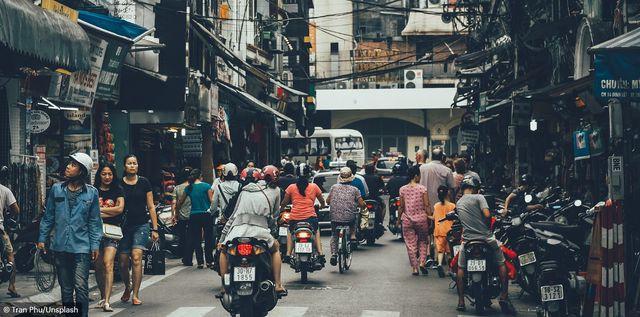 Báo Anh giới thiệu chùm ảnh tuyệt đẹp về Việt Nam - Ảnh 28.