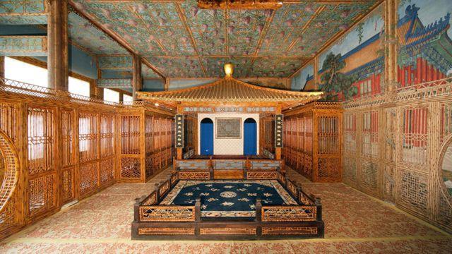 Khu vườn bí mật hơn 200 năm tuổi của vua Càn Long - Ảnh 4.