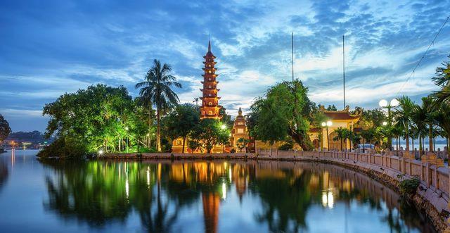 Báo Anh giới thiệu chùm ảnh tuyệt đẹp về Việt Nam - Ảnh 10.