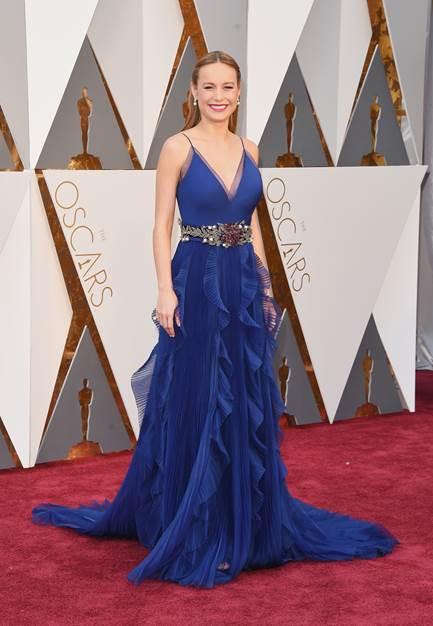Chủ nhân tượng vàng Oscar Brie Larson và những vai diễn để đời trong sự nghiệp - Ảnh 1.