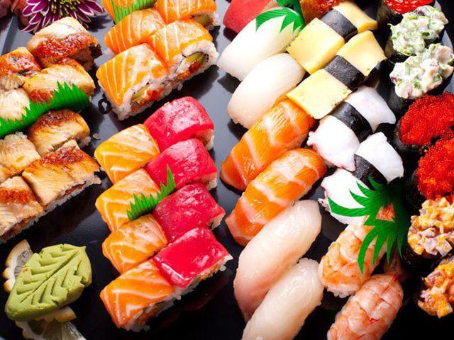 Độc đáo sushi trứng – món sushi đứng đầu về độ khó của Nhật Bản - Ảnh 1.