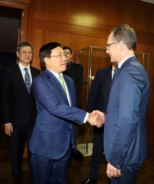 Việt Nam mong muốn Đức tiếp tục duy trì hỗ trợ ODA - Ảnh 1.