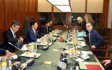 Việt Nam mong muốn Đức tiếp tục duy trì hỗ trợ ODA - Ảnh 2.