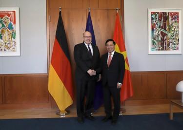 Việt Nam mong muốn Đức tiếp tục duy trì hỗ trợ ODA - Ảnh 5.
