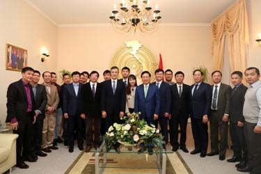 Việt Nam mong muốn Đức tiếp tục duy trì hỗ trợ ODA - Ảnh 6.