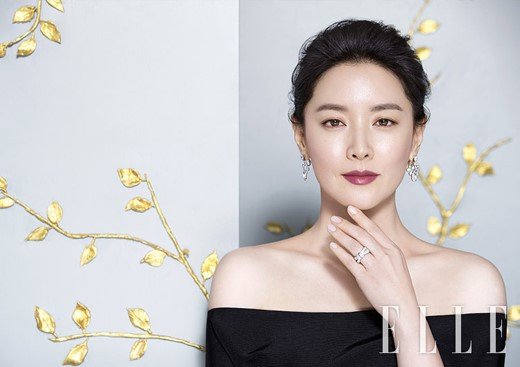 Lee Young Ae xứng đáng là tượng đài nhan sắc của Kbiz - Ảnh 3.