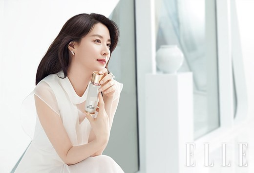 Lee Young Ae xứng đáng là tượng đài nhan sắc của Kbiz - Ảnh 1.
