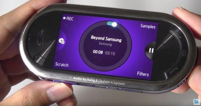 Nhìn lại những chiếc điện thoại phá cách của Samsung trong hơn một thập kỷ qua - Ảnh 6.
