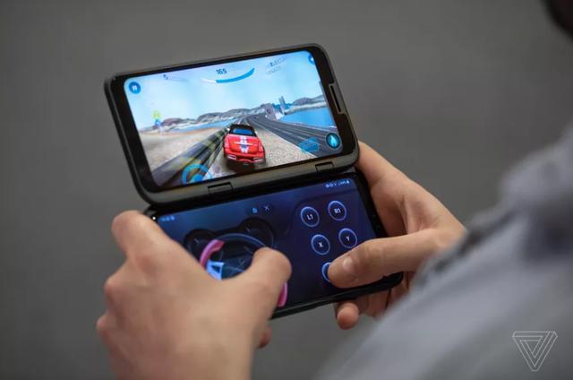 LG ra smartphone màn hình gập đối đầu Samsung và Huawei - Ảnh 2.