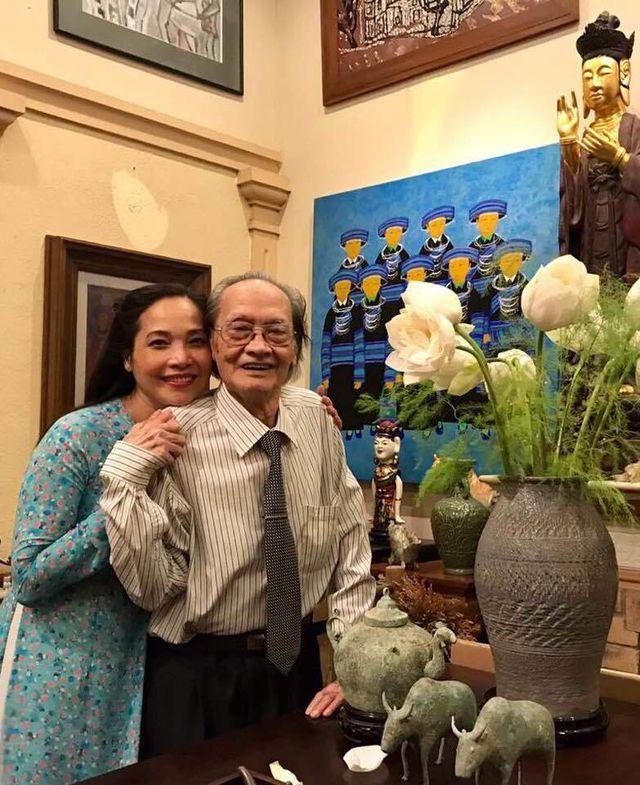 Nhan sắc đáng ngưỡng mộ ở tuổi ngoài 50 của Lê Vân, Lê Khanh, Lê Vi - Ảnh 12.