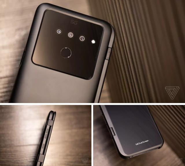 LG ra smartphone màn hình gập đối đầu Samsung và Huawei - Ảnh 3.