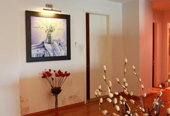 Cách chọn 4 loại đèn trang trí cho phòng khách ấn tượng - Ảnh 4.