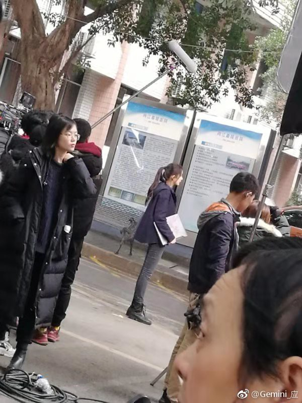 Dương Mịch đã trở lại phim trường sau ly hôn - Ảnh 3.