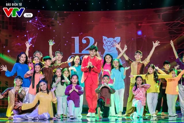 Jun Phạm và những khoảnh khắc siêu đáng yêu tại 12 Con giáp 2019 - Ảnh 3.