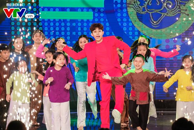 Jun Phạm và những khoảnh khắc siêu đáng yêu tại 12 Con giáp 2019 - Ảnh 4.