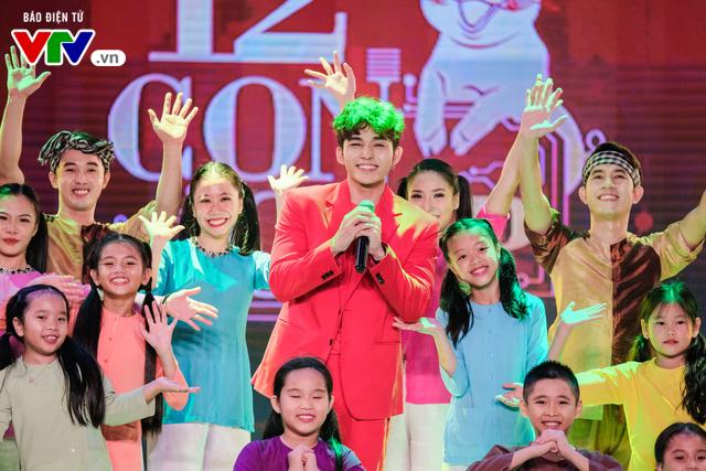 Jun Phạm và những khoảnh khắc siêu đáng yêu tại 12 Con giáp 2019 - Ảnh 7.